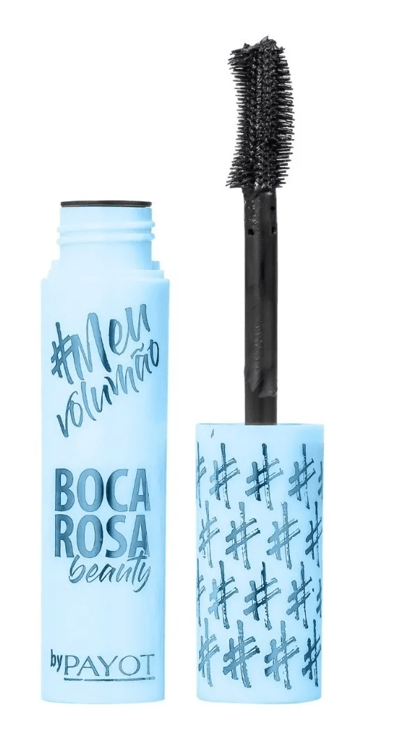 Boca Rosa Beauty Rímel Volume Power #meuvolumão Payot