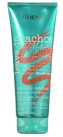Amend Cachos Crespos - Leave-in 250g