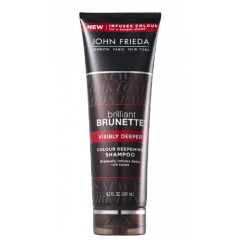 John Frieda Brilliant Brunette Visibly Deeper - Shampoo 245ml