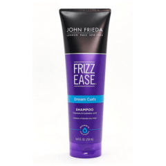 John Frieda Shampoo Dream Curls Cachos dos Sonhos Frizz Ease  250ml