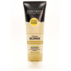 John Frieda Shampoo  Sheer Blonde Highlight Activating Darker Blondes 250ml