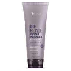 Amend Ice Blonde Máscara Matizadora 250g