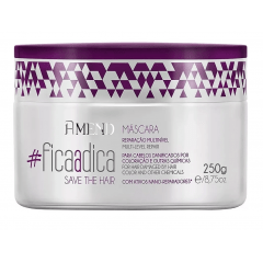 Amend save the hair -  máscara 250g