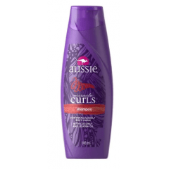 Aussie Miracle Curls - Shampoo - 180ml