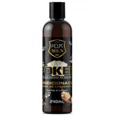 Condicionador Felps Men Barba e Cabelo Poker 240ml