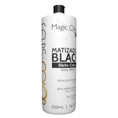 Felps Matizador Black Efeito Cinza Magic Clay -500ml