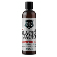 Felps Men Shampoo Ice Black Jack 240ml